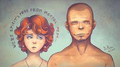 Were spirits free from mortal mesh... by LeoDeMoura on deviantART
