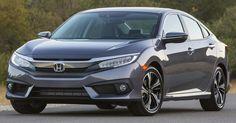 Novo Honda Civic 2016: tabela de preços divulgada - EUA | CAR.BLOG.BR - Carros