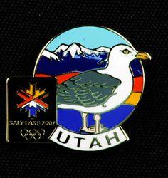 2002 Olympics  Salt Lake City Utah   Winter Games