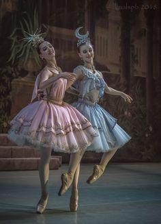 """""""The Awakening of Flora"""". June Photos by Alexander Ku. Ballet Art, Ballet Dancers, Ballet Costumes, Dance Costumes, Ballerina Costume, Ballerina Dancing, Carnival Costumes, Dance Photos, Dance Pictures"""