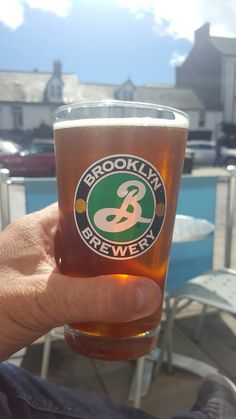 Brooklyn Brewery Lager Brooklyn Lager, Pint Glass, Netherlands, Brewing, Beer, Root Beer, The Nederlands, The Netherlands, Ale
