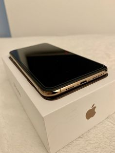 Apple iPhone XS Max - 256GB - Gold (Unlocked) A1921 (CDMA GSM) - Iphone XS #iphonexs Apple Tv, Apple Iphone, Iphone Cases, Golf Tips, Gold, Ebay, Accessories, Iphone Case, I Phone Cases