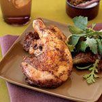 The Best Darned Grilled Chicken Ever Recipe | MyRecipes.com