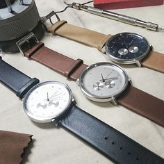 Minimal multi-dials from Skagen