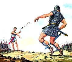 Bible Story Illustrations