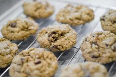 Oatmeal Dark Chocolate Cookies - Kodiak Cakes
