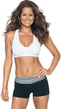 How To Get A Brooke Burke-Charvet Bod
