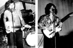 David Gilmour white Telecaster