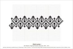 Semne Cusute: MOTIVE: (P17, M15) Palestinian Embroidery, Hungarian Embroidery, Folk Embroidery, Cross Stitch Embroidery, Embroidery Patterns, Machine Embroidery, Cross Stitch Borders, Cross Stitch Patterns, Loom Beading