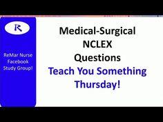 Pop-Up NCLEX Review (ReMar Nurse Facebook Group) - YouTube Surface Studio, Nclex, Pop Up, Medical, Teaching, Facebook, Group, Youtube, Popup