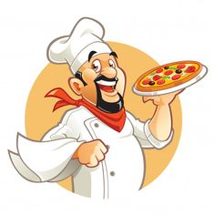 Find Smiling Pizza Chef Cartoon Character stock images in HD and millions of other royalty-free stock photos, illustrations and vectors in the Shutterstock collection. Good Character Traits, Cat Character, Character Design, Pizza Cartoon, Cartoon Chef, Pizza Logo, Pizza Chef, Chef Logo, Bambi Disney