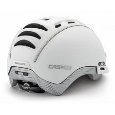 Casco Fahrradhelm Roadster_02 Bike Helmets, Cycling Helmet, Bicycle Helmet, Trophy Design, Tactical Clothing, Brompton, Futuristic Design, Brain Health, Sports Equipment