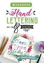 Werkboek handlettering & doodles - Marieke Blokland