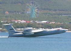 Russian Beriev A-42 Albatros