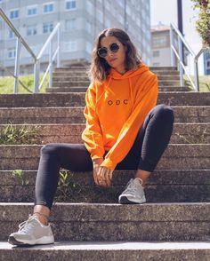 O D C www.olddogs.es . Disponible en colores: verde rosa y naranja . @aldarasm @_robertomosquera_ #olddogs #sudadera #hoodie #streetwear #girl #hypebeast #coruña #streetstyle #rap #hiphop #skate #surf #skatelife #odcfam