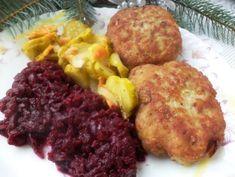 Kotlety mięsno- ziemniaczane