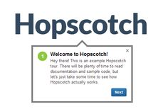 Hopscotch | Add product tours to web pages