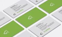 Business Cards by Ottawa Graphic Designer idApostle for Automobile Sales Company Flipped