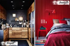 ALL ABOUT COLOUR - TIPS AND TRICKS Optical Illusions, Colours, Flooring, Wall, Tips, Blog, Furniture, Home Decor, Decoration Home
