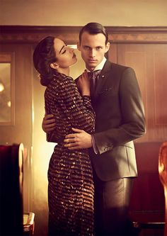 Renata and Jonathan: Ted Baker A/W 2013 Lookbook | Fall Preview