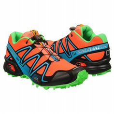 Salomon Men's Speedcross 3 Orange Shoes, On Shoes, Skechers, Clarks, Hiking Boots, Uggs, Blue Green, Converse, Topshop
