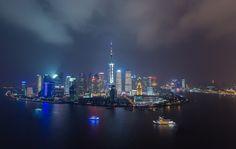 My Favourite Skyline - Shanghai, China | Explore Maria_Globe… | Flickr - Photo Sharing!