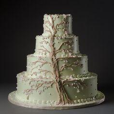 Nashville Wedding Cakes - Dessert Designs - Leland Riggan