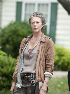 carol peletier walking dead | Carol Peletier in 'Indifference ' 4x04, The Walking Dead.