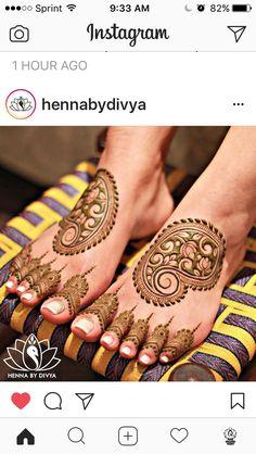 228 Best Foot Mehandi Images In 2019 Henna Tattoos Hennas Henna