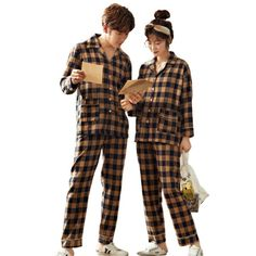 Matching Couple Outfits, Matching Couples, Pajama Top, Pajamas, Plaid, Shirts, Women, Fashion, Women's Clothes