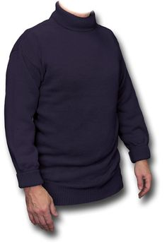 ROYAL NAVY SUB SWEATER BLUE | Silvermans