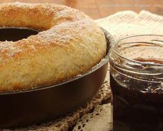 Pane, burro e alici: Brioche noix de coco....brioche alla noce di cocco...