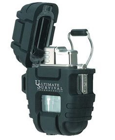 #WindmillDelta STORMPROOF WINDPROOF All Weather LIGHTER #Camping Survival Gear Buy It Now $35.90