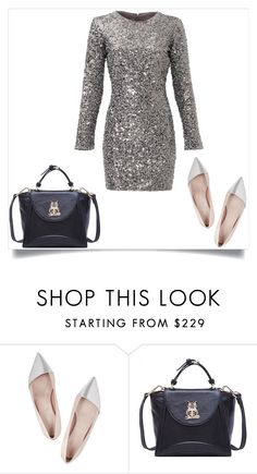 """Always..."" by black-wings ❤ liked on Polyvore featuring Giambattista Valli and Slate & Willow"