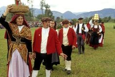 France,Aquitaine,Pyrénées Atlantiques (64),Béarn,Barétous valley,Aramits,costume of Ossau valley - Royalty Free Images, Photos and Stock Photography :: Inmagine