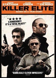 Killer Elite Movie Poster 24x36