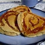 Apple-Cinnamon Swirl Pancakes