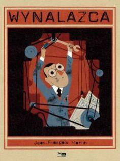 Wynalazca - Ryms - kwartalnik o książkach dla dzieci i młodzieży