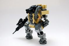 Desert Suit by Ironsniper, via Flickr
