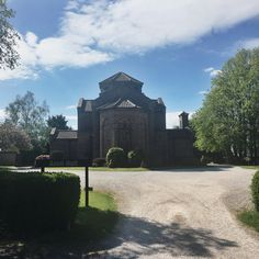 Anvil Hall Entrance