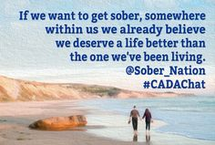 Thanks to our friends at for this great quote. Andalusia, Sober, Great Quotes, Believe, Thankful, Wellness, How To Get, Recovery, Life