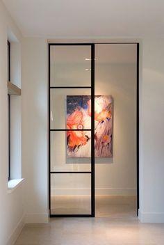 Dream Home Interior .Dream Home Interior Home Interior Design, Interior Styling, Interior Architecture, Interior Colors, Glass Design, Door Design, House Design, Steel Doors And Windows, Internal Doors