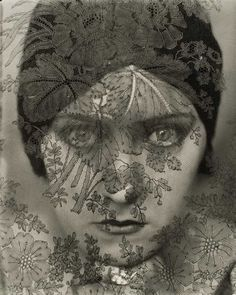 Vanity, thy name is ---     (Gloria Swanson by Edward Steichen)