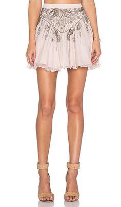 Candela Star Skirt in Blush | REVOLVE