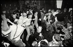 Minor Threat live in DC, 1982.