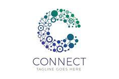Letter C Logo by exe design on @creativemarket