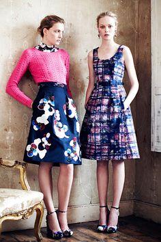 Erdem Resort 2013 Womenswear
