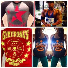 GO TO @GYMFR3AKS FOR THE HOTTEST GYM GEAR FOR THIS SUMMER WITH MANY STYLES TO CHOOSE FROM!!     WWW.GYMFR3AKS.COM      FREE US PRIORITY SHIP ON PURCHASES OVER $49.99 - DISCOUNTED INTERNATIONAL SHIPPING!        GF ATHLETE: @lifting_cookies     #abs #awesome  #beast #beastmode #beautiful #goals #fitness  #gymrat #gymgear #fit #fitfam #focused #fitness #gymflow #gym  #dedicated #shredzarmy #gymfreak #muscles #stfuat #gymfr3aks #nextlevelshit #ripped