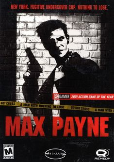 MAX PAYNE - Remedy / 3D Realms - 2001