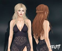 Avery Elena Hair April 2017 VIP Group Gift by TRUTH HAIR